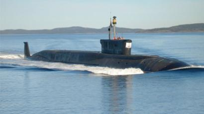 Borei submarine (image from pik.tv)
