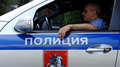 Policeman (RIA Novosti / Aleksey Filippov)