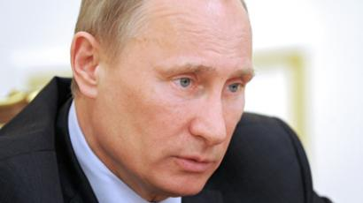 Putin supports two-term-total limit for President