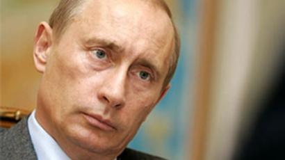 Too soon to discuss Russia's next president –  Putin