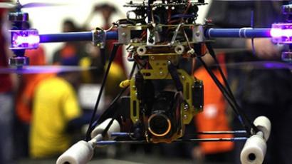 Young talents unleash machines (photo from robofest2012.ru)