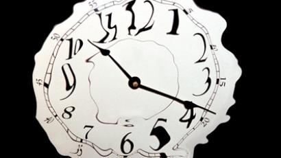Russia turns clocks forward for one last time