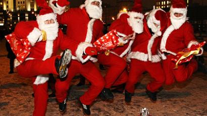 Russian Santa faces $300 fine