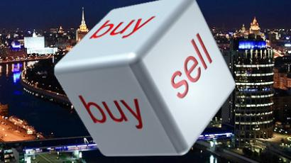 Moscow sells off state companies