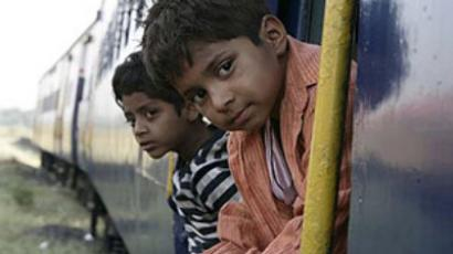 Helping Delhi's 'untouchable' child beggars