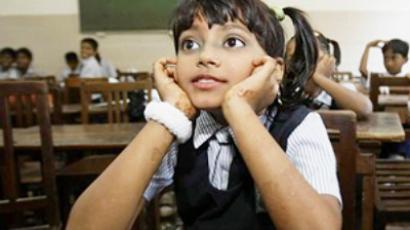 India's kids becoming super sized
