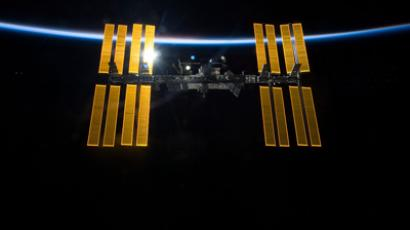 Orbital freighter launched from Baikonur