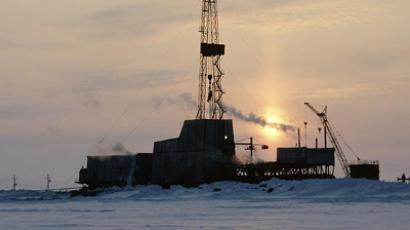 Spill in Arctic oil field poses no eco danger (AFP Photo / Getty Images)