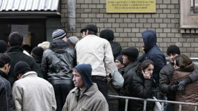 Tajik ejections 'biz as usual' - Medvedev