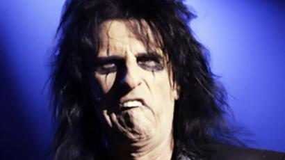 Alice Cooper (AFP Photo DDP / Roland Magunia Germany out)