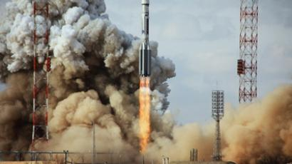 A Russian Proton M rocket (AFP Photo / STR)