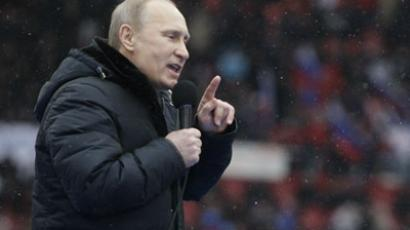 Let them fear us – Putin reacts to murder plot