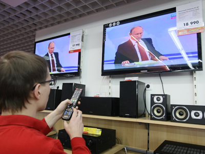 Putin eyes total anti-fraud webcam surveillance of polling stations