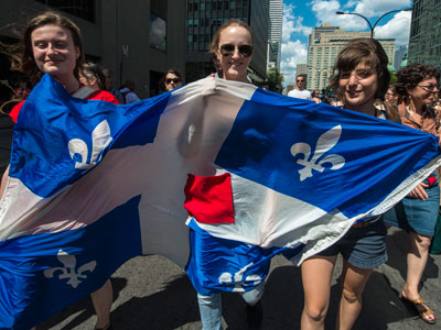 Quebexit: Canada's separation anxiety