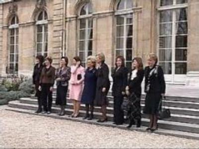Queens and first ladies campaign for the protection of children