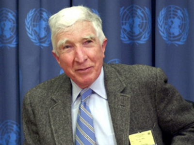 John Updike (AFP Photo / Mandel Ngan)