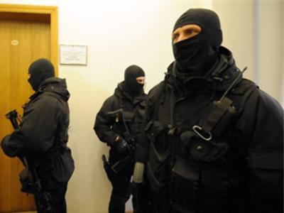 Raiding of Ukraine gas importer halted