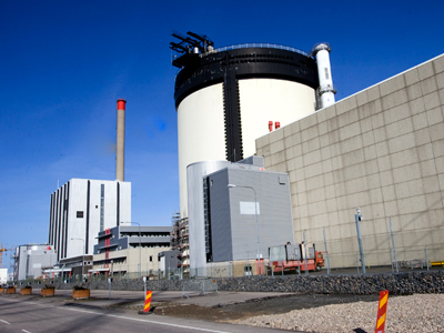 Ringhals nuclear power plant in Varberg (Reuters / Scanpix Sweden)