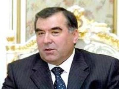 Rakhmonov wins Presidential elections in Tajikistan