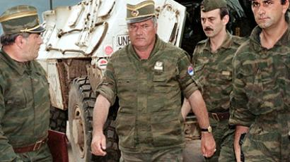 Mladic extradited to The Hague