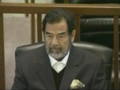 Reaction to Saddam's possible execution: varied