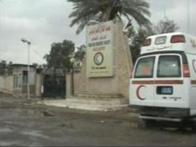 Red Crescent closes doors in Baghdad