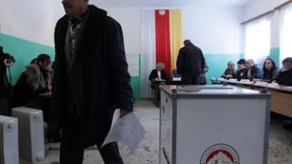S. Ossetia cancels presidential poll after 2-round deadlock