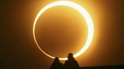 'Ring of fire' eclipse awes people…and lemurs (PHOTOS, VIDEO)
