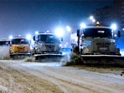"Truck driver shot in ""plow rage"" incident"