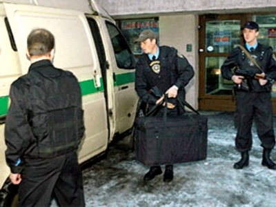Robbers seize millions in Ingushetia