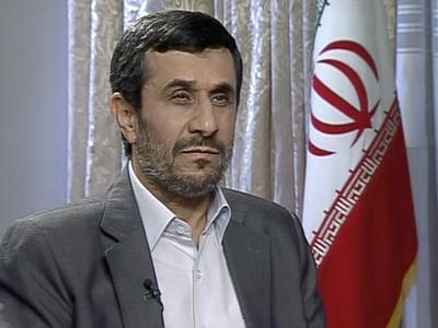 Mahmoud Ahmadinejad interviewed by RT