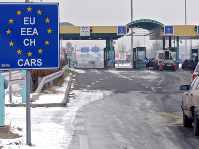 13-year-old boy drives across two European state borders without being stopped by police