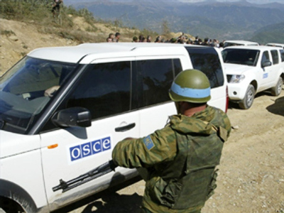 Russia agrees to more OSCE observers in conflict zone