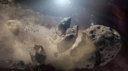 Asteroid smashing mission to blast space rock in 2022