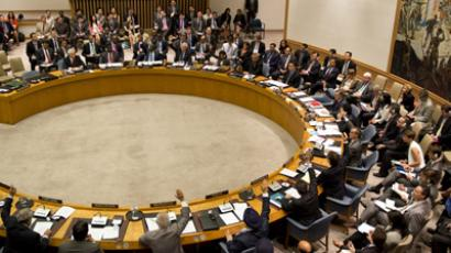 UN adopts tough resolution on Syria
