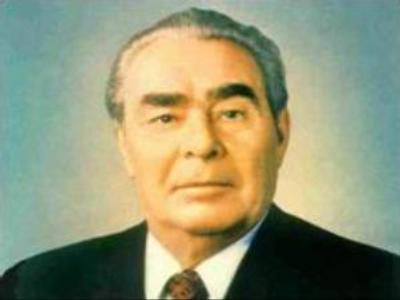 Russia commemorates Leonid Brezhnev