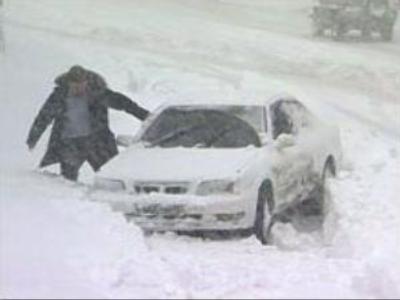 Russia faces great snowfalls