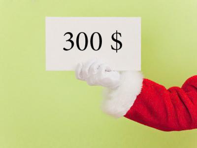 Russian Santa faces $300 fine