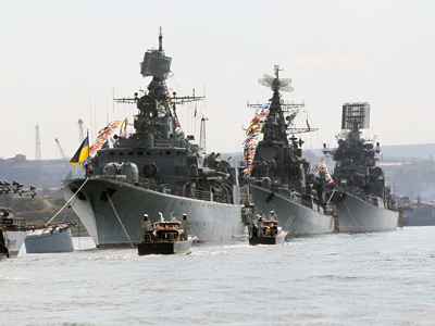 Russian drill fleets won't visit Syria