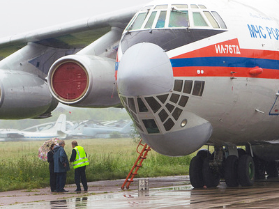 Russia sends planes to help extinguish Israeli wildfires