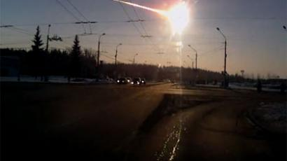Meteorite hits Russian Urals: Fireball explosion wreaks havoc, up to 1,200 injured (PHOTOS, VIDEO)