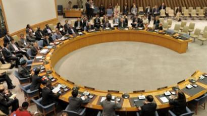 UN passes symbolic condemnation of Syrian government