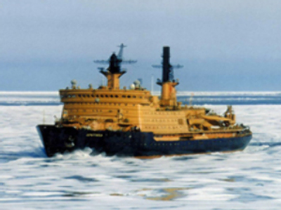 Russia claims ownership of land beneath Arctic Ocean
