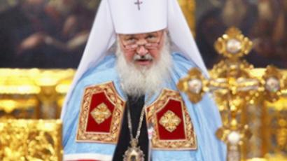 Patriarch Kirill (AFP Photo / Alexander Nemenov)