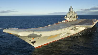 Russian navy in Syria: Thorn in US side