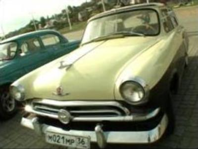 Russian car giant celebrated 75th anniversary
