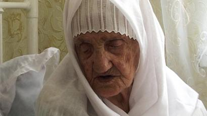 110yo Russian makes pilgrimage to the Hajj