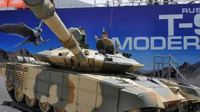In arms way: India's 'hollow' army to buy in bulk