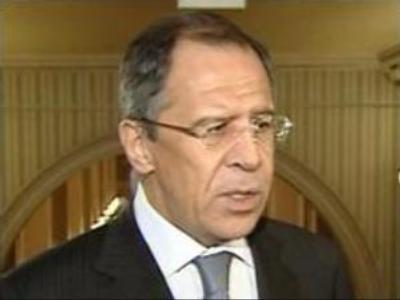Russian Foreign Minister concludes his visit to U.S.