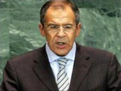 Russian Foreign Minister in Abu Dabi talks about Iranian nuclear issue